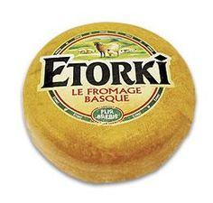 Etorki is the leading Basque cheese in America, made with only the finest-quality sheep's milk. Butter Cheese, Milk And Cheese, Wine Cheese, Fromage Cheese, Queso Cheese, Basque Food, My Favorite Food, Favorite Recipes, Wine Pairings