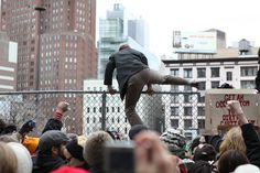 Occupy Wall St. - Dec. 17th(by jamie nyc)