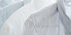 9 Easy Cleaning Tips To Fix Your Cotton Poplin Shirt And Skip The Dry Cleaner Off White Dresses, White Outfits, Baby Outfits, On Thin Ice, Sweat Stains, Simple Wardrobe, Baking Soda Uses, Buy Shirts, Dress Shirts