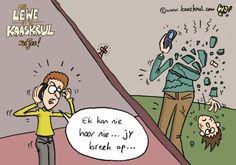Die lewe is n Kaaskrul! Brilliant Afrikaans humor
