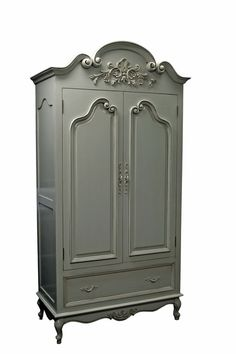 Paese Armoire Francese, Country Cottage - Rosenberry Camere