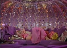 I Dream of Jeannie - Jeannie in her bottle :)