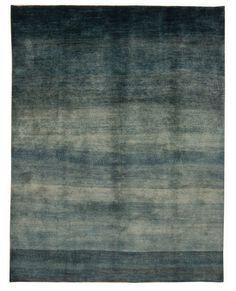 Loom, Amaleh Rug Petrol Blue 310x247cm
