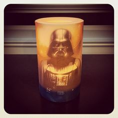 You Can't Hold an LED Flickering Candle to Darth Vader