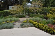 Contemporary Landscaping The Old Is New