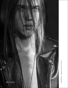 Maarten Convens and Emil Andersson by Riccardo Dubitante for D'SCENE