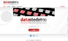 Datastedet.no web portal