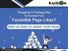 Struggling In Finding A Way To Increase Facebook Page Likes, Hire Us Now To Grow Your Business Page. Call Us Today: +91-999-31-111-31  #Online_Marketing #SEO #SMO #SEM #SMM #PPC #SocialMedia #Increase_Page_Like #Facebook #Grow #Business
