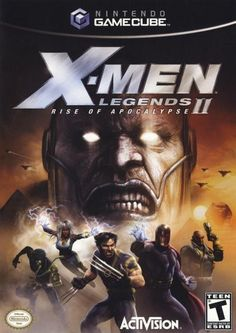 X-Men Legends II Rise of the Apocalypse