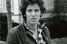 Oh, young Bruce Springsteen....