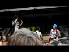 SWS - Kellin's Embarassing Moment - Warped Tour 2012 - July 24, Merriweather Post Pavilion.....DON'T BE A POOPY BAG!!!!!