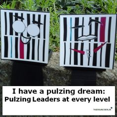 Pulzing Initiative I have a dream: In future every manager worked out his individual and pulzing profile - unique as the pattern of a zebra coat - before taking over team responsibility. Pulzing stands for the appropriate manager pulze in every situation.  YOU SHARE MY DREAM. SEND ME A DREAM OR YOUR COMMENT. www.thierjungberlin.com www.pulzing.com #press #presse #media #ceo