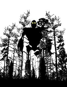 Tattoo idear - The Iron Giant