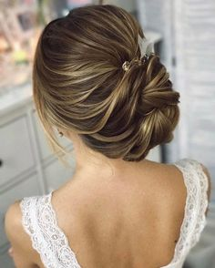 #weddinghair #weddinghairstyle #chignon #frenchhairstyle #hairstyles