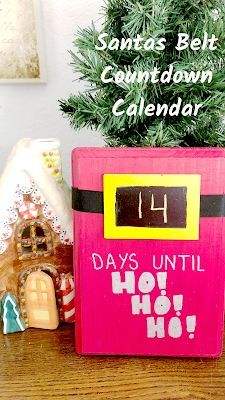 Countdown to Christm