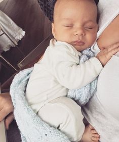 So precious! #baby #babysnuggles #momlife #babyboy