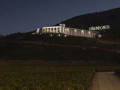Viña Indómita #wine #architecture #chile