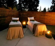 Mt Hood Oregon Spas - The Spa at Mt. Hood - Mount Hood Spa Resorts