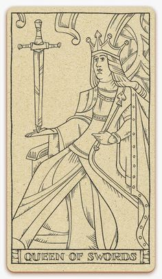 code qr   More Minor Arcana Cards for the Curio & Co. Tarot Deck - Unveiling at ...
