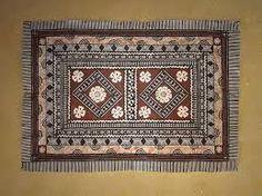 Fiji tapa cloth design