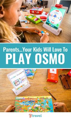 Why Osmo Games Are Great for Kids AND Parents Who HomeschoolAttention Parents: if you are looking for an awesome tool that is perfect for hands-on education and learning that your kids will ENJOY, and a resource that givse us parents a BREAK, consider the Play Osmo Games. If you're a homeschooling parent, definitely check this out. Parenting your kids is touch, teaching your kids is tough, this can help! #Osmo #homeschool #education #parenting #homeschooling #kids #parents #teaching