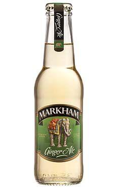 Markham Ginger Ale, un refresco para adultos | Gastroactitud. Pasión por la comida.