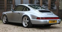 1994 Porsche 964 Carrera RS Lightweight Chassis 490665