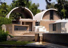 Sangath, Ahmedabad, India by Balkrishna Doshi (1981)