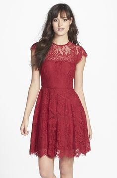 Signature 8 lace dress homecoming