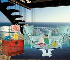 Una gita alla barriera corallina collage virtuale di Mirella Parer