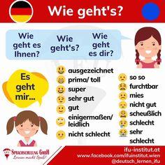 English Grammar Pdf, German Grammar, German Words, English Language Course, English Speaking Skills, Teaching English, Learn German, Learn French, Learn English