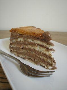 Apple & Spice: Daring Bakers Challenge August 09: Dobos Torte