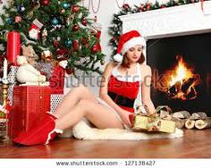 Sit Back And Relax, Girls Wear, Online Fireplace, Christmas Tree, Stock Photos, Portrait, Disney Princess, Holiday Decor, Sexy