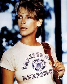 A celebration of the ladies who graced our bedroom and dorm room walls in the and With an occasional foray into other time periods. Jamie Lee Curtis, American Actress, Celebs, Singer, Actresses, Actors, Lady, Scream Queens, Girls