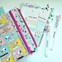 Happy Planner, confetti pencil case, stickies and cute pens...planning the rest of the week. #planner #plannergirl #plannerlove #plannernerd #plannerstuff #plannerdecorating #plannercommunity #planneraddict #plannerjunkie #plannergoodies #filofax #filofaxgoodies #kikkik #stickynotes #kawaii #smiggle #stationery #stationeryaddict #mydecoratedbliss #meandmybigideas #happyplanner #thehappyplanner #create365 #lifeplanner