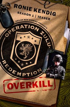 Relz Reviewz reviews Operation Redemption Zulu : Overkill by Ronie Kendig #RFFTF