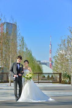 ナチュラルウェディングを東京でするならここ!緑あふれるお洒落で素敵な結婚式場をいくつ知ってる?♡にて紹介している画像