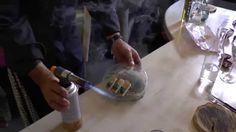 Piet Patron - Huysentruyt prepares an appetiser at Likoké in France