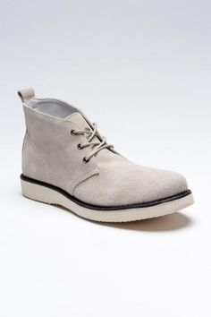 Trail Boot (Desert Suede) by Amongst Friends