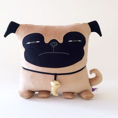 Currently inspired by: Pug Plush Sand on Fab.com