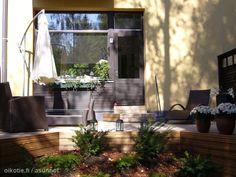 Lifted terrace / Kohotettu terassi