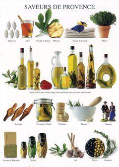 Specialitees de Provence