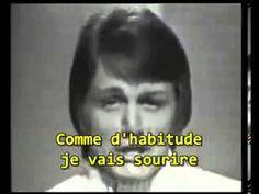 Comme d'habitude Claude François - YouTube