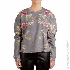 #Mcq by #AlexanderMcQueen #sweater -50% su #eluxuryoutlet! >> http://www.eluxuryoutlet.it/it/nuovi-arrivi/donna/felpa-mcq-alexander-mcqueen.html