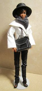 Fashion Dolls at Van's Doll Treasures: Adele Got A New Outfit