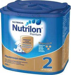 """Смесь Nutrilon Premium 2 с 6 месяцев  — 532р. ------------------ Молочная смесь Нутрилон 2 создана с учетом высоких потребностей малышей первого года жизни. Она помогает защитить самых маленьких, ведь по составу и свойствам Нутрилон 2 максимально приближена к грудному молоку. В состав Нутрилон 2 входит уникальный комплекс пребиотиков """"ImmunoFortis"""", который по составу и свойствам приближен к пребиотикам грудного молока. Пребиотики """"ImmunoFortis"""" естественным образом способствуют укреплению…"""