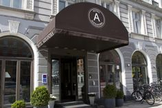 The Exemplary Work In Copenhagen Hotel Alexandra