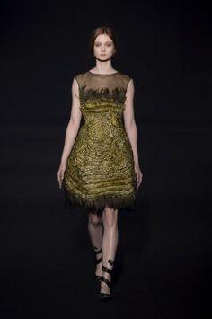 Alberta Ferretti Fashion Show, Fall/Winter 2014