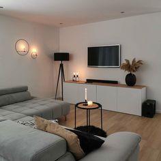 Home Room Design, Home Interior Design, Living Room Designs, House Design, Simple Living Room, Home Living Room, Living Room Decor, Living Room Ideas, Apartment Interior