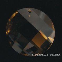Swarovski's new twisting waffle crystal prism
